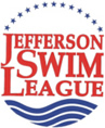 Jefferson Swim League logo